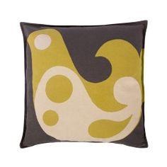 Scandia Bird Pillow