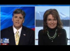 Hannity Suggests 'Third Party' To Palin, Who Won't Rule Out 2016 Presidential Run