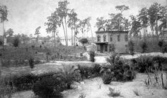 View of Oviedo, ca. 1900.  Florida Photographic Collection.