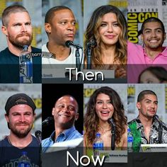 Rick Gonzalez, Cw Crossover, David Ramsey, Arrow Oliver, Dc Tv Shows, Team Arrow, Supergirl And Flash, Flash Arrow, Stephen Amell