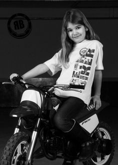 It is never too early to join. #motorcycle #rbiker