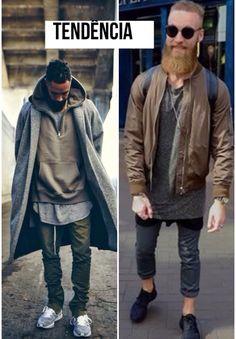 BlogdaBhiaa: Peças chave no guarda-roupa masculino: Inverno
