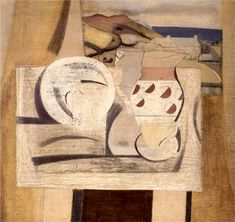 View 1944 still life and Cornish landscape by Ben Nicholson on artnet. Browse upcoming and past auction lots by Ben Nicholson. West Cornwall, Abstract Painters, Abstract Art, St Ives, Modern Artists, Art Sketchbook, Painting & Drawing, Picasso Drawing, Crow