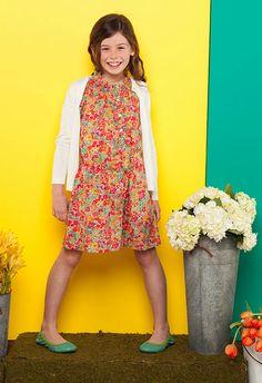 Kinsey Dress - Dresses & Skirts - Shop - girls | Peek Kids Clothing