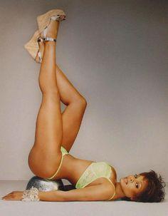 Fit Black Women Janet Jackson