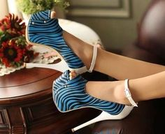 Towering shoes and high heels that look sexy ‹ ALL FOR FASHION DESIGN