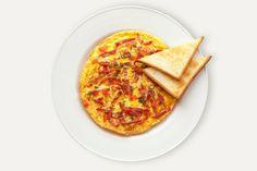 Завтраки дома: Омлет счоризо изUDC.