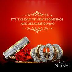 Here's wishing all our #Neesh #followers a #happy and #auspicious Akshaya Tritiya  #Neeshworld #akshayatritiya #perfume #fragrance