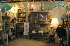 vintage booth display | Antique Store Display Ideas | antique booth price tag ideas - Google ...