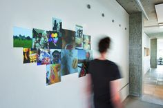 3   This Wall Projects People's Passions As They Walk By   Co.Design   business + design