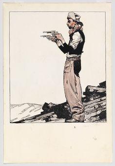Edward Hopper: (Cowboy) 1906