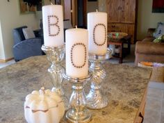 halloween decorations, diy candl, boo candl, black candl, lemonade, candles, oranges, letters, crafts
