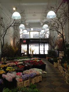 New York Flower District : Dutch Flower Line - Modern
