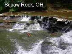 OHIO Swimming Holes and Hot Springs rivers creek springs falls hiking camping outdoors Best Swimming, Swimming Holes, Ohio Attractions, Places To Travel, Places To Go, Camping In Ohio, Outdoor Camping, Camping Outdoors, Abandoned Amusement Parks