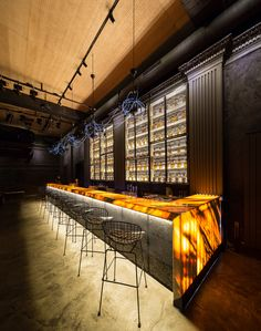 Control Club - Berlin Hall / LAMA Arhitectura