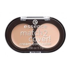 essence match2cover cream concealer 10 2.3g
