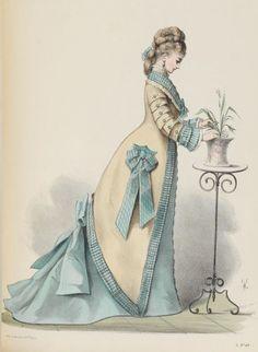 Le Moniteur de la Mode 1875 LN 48