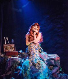 Ariel. Voyage of the Little Mermaid