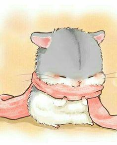 Baby Hamster, Ý Tưởng Vẽ, Hình Nền, Hình Nền, Bữa Tối,