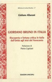 Prezzi e Sconti: #Giordano bruno in italia. riscoperta e New  ad Euro 13.00 in #Unicopli #Libri