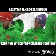 Read 22 from the story Memy Spod Skoczni by DifficultSoul with reads. Polish Memes, Ski Jumping, Wtf Funny, Skiing, Jumper, Windbreaker, Sport, Random, Ski