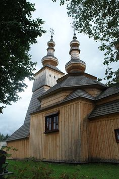 Ladomirova Eastern Europe, Cabin, House Styles, Home Decor, Homemade Home Decor, Interior Design, Cottage, Home Interiors, Wooden Houses