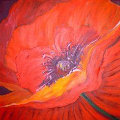 Artwork >> Catherine Suchocka >> the poppy