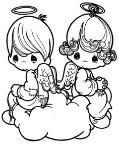 First Holy Communion, coloring pages, precious moments | Christmas ...