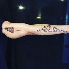 30 Stunning Lineworks Tattoo Designs | Amazing Tattoo Ideas - Page 9