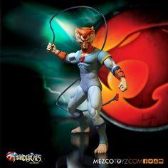 Tygra Action Figure by Mezco Toys - Thundercats
