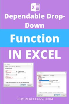 Computer Basics, Computer Tips, Financial Modeling, Financial Tips, Microsoft Excel, The More You Know, The Help, Excel For Beginners, Data Validation