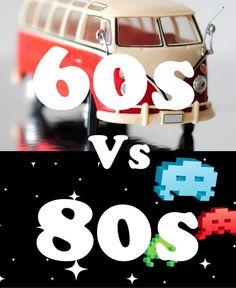 60s vs 80s