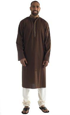 2 Piece 2 Tones Enique Arab Long Top Dress Islam Thobe Trouser Pants Jubba Shirt Convenience Goods Archery