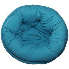 Pouf enfant  bleu creux - Lapp new blue 199€ #poufenfant #pouf #blue
