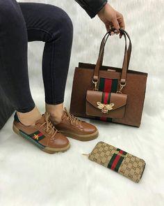 Gucci 2453 - Çanta, Spor Ayakkabı, Cüzdan Kombin