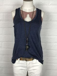 Our new lace bralette is the perfect accessory to your favorite pocket tank