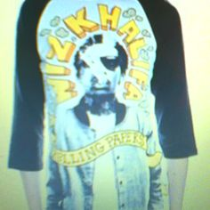 Wiz shirt!!