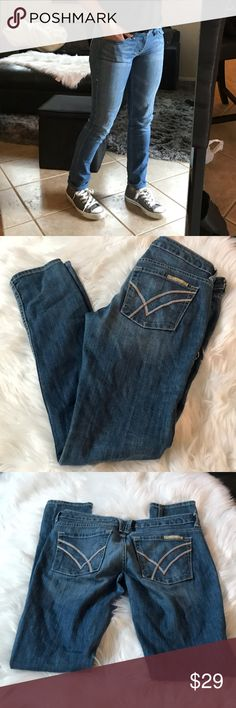 William Rast skinny jeans Great condition William Rast skinny jeans size 28 inseam 33 William Rast Jeans Skinny
