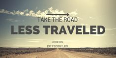 Join us @ www.cityscout.ro