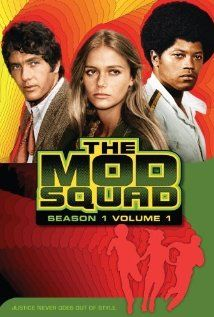 One white, one black, one blonde.  Mod Squad.  Loved this show!