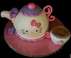 hk teapot cake- so original~