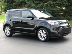 kia soul black | 2015 Kia Soul 5dr Wgn Auto +, Shadow Black In Battle Creek, Michigan