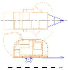 teardrop camper wiring schematic lonely teardrops 4 audacious and creative diy teardrop camper build ideas