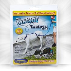 The Instant Trainer Leash - Stop Dogs From Pulling (1)