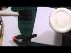 Bookbinding Tutorial Part Three A - gluing your signatures