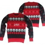 Slayer Thrash Metal Christmas Holiday Sweater size xl PLEASE!!!!!!!  I want it so much!