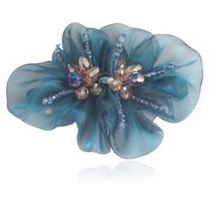 3D Chiffon Sweet Headband Womens Hair Accessories Hair Head Ring Color Blue by DIGABI ** You can get additional details at the affiliate link Amazon.com.