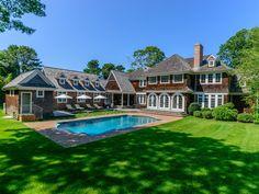 Premier Custom Traditional, East Hampton NY Single Family Home - Hamptons Real Estate