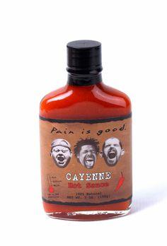 Best Hot Sauce!!  Most Wanted PIG Cayenne Hot Sauce