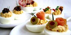 Punjena jaja  — Coolinarika